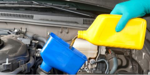 How Often Is an Oil Change Necessary & Other FAQs, De Soto, Missouri
