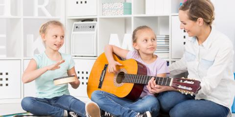 4 Ways to Get Your Child Excited About Learning a New Instrument in Music Class, New York, New York