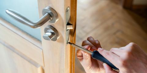 How to Maintain Your Door Locks, Winston-Salem, North Carolina