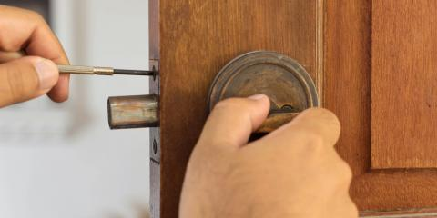 How Deadbolt Lock Installation Will Make Your Home More Secure , Old Mystic, Connecticut