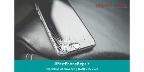iPhone® 6s Screen Repair Deal at Experimac of Suwanee, Suwanee, Georgia