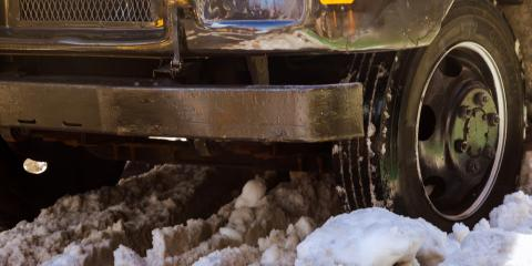 Professional Auto Mechanic Shares a Brief Guide to Winter Tires, Anchorage, Alaska