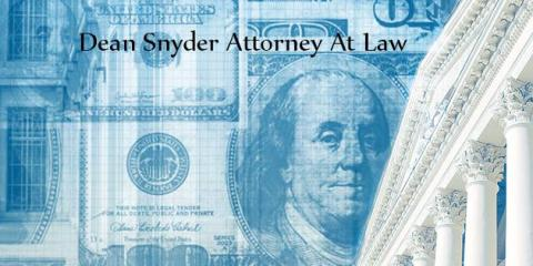 Dean Snyder Attorney At Law, Bankruptcy Attorneys, Services, Fairfield, Ohio