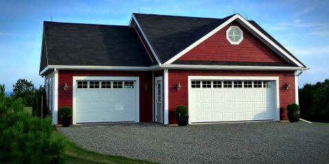 3 Benefits of a Detached Garage, Trinity, North Carolina