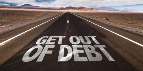 3 Ways to Find Debt Relief Without Bankruptcy , Hillsboro, Ohio