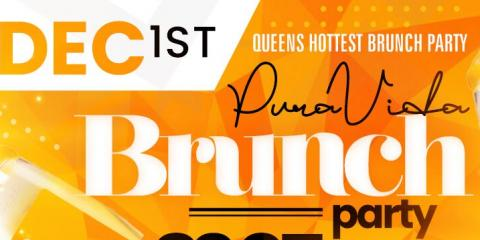 SUNDAY FUNDAY BRUNCH- MIMOSA - MAMAJUANA CAFE QUEENS , New York, New York