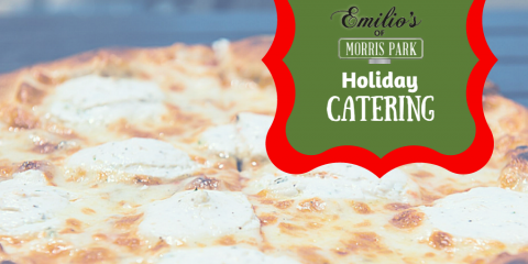 Bronx's Most Popular Pizzeria Ramps Up Holiday Catering , Bronx, New York