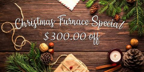 Christmas Furnace Savings, Lorain, Ohio