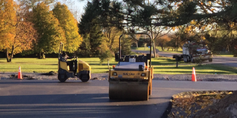 Decca Paving, Inc., Paving Contractors, Services, Rochester, New York