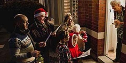 Go Caroling Day, New Braunfels, Texas