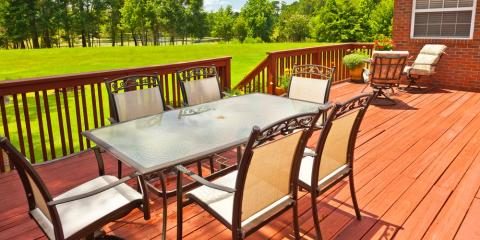 4 Ways a New Deck Will Improve Your Backyard, Chester, Connecticut