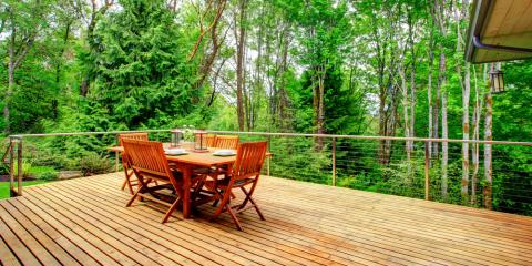 Austin's Leading General Contractor Lists 3 Benefits of Building a Deck, Austin, Texas