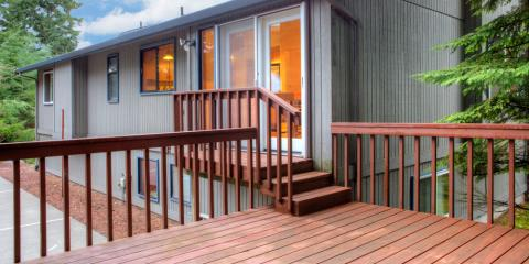 St. Louis's Expert Deck Builders Share 4 Tips for Building a New Deck, Concord, Missouri