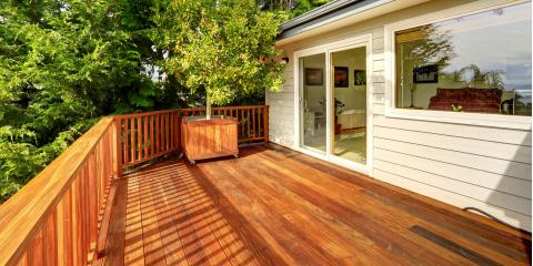 3 Great Reasons to Get a Deck, Hempfield, Pennsylvania