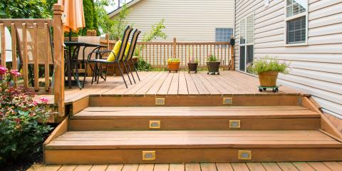 4 Safety Checks to Perform on an Older Deck, Chesterfield, Missouri