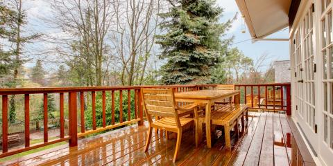 How To Winterize Your Deck, Taylor Creek, Ohio