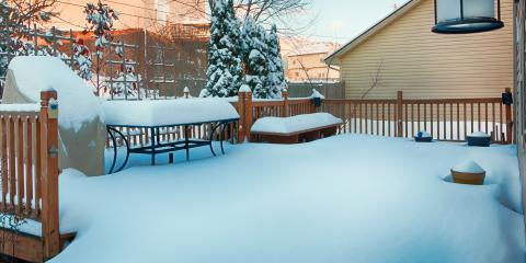 3 Ways to Prepare Your Deck for the Winter, Lindsay, Oklahoma