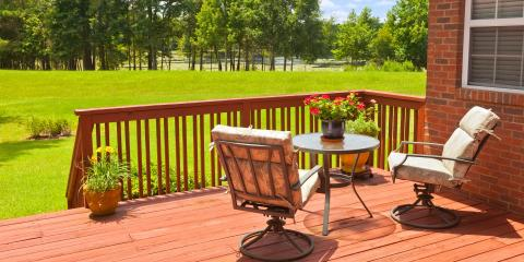 What's the Difference Between Patios & Decks?, Norwood, Ohio