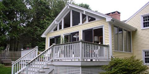 Increase Your Home's Curb Appeal With Deck, Roofing, & Siding Installation, Glastonbury Center, Connecticut