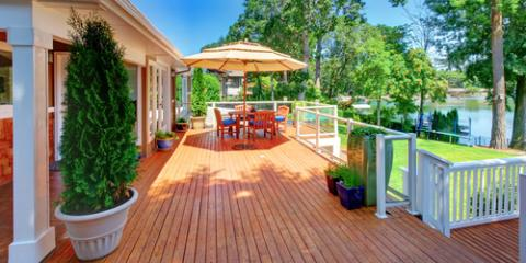 Make the Most of Summer by Building an Outdoor Living Space, Creve Coeur, Missouri