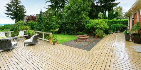 3 Helpful Maintenance Tips for Your New Deck, New Braunfels, Texas