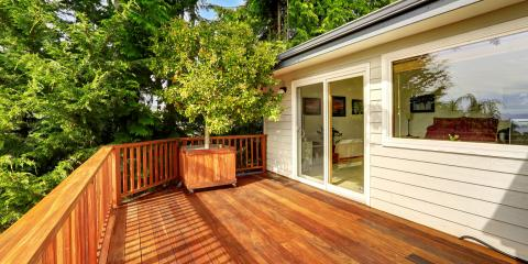 3 Benefits of Building a Deck on Long Island, Babylon, New York