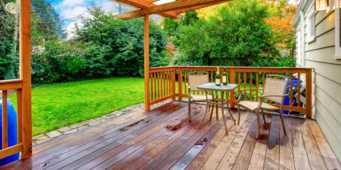 Why Hire a Professional Deck Power Washing Team to Prep Your Deck for Summer?, Milford city, Connecticut