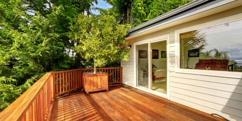 Is a Deck or Patio Best for Your Home?, Kalispell Northwest, Montana