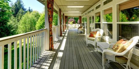 5 Reasons for Building a Deck This Summer, Spring Lake Park, Minnesota