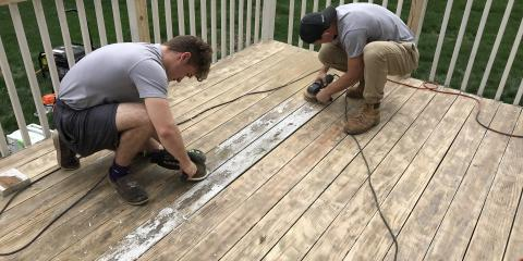 5 Tips for Maintaining Your Deck, Orange, Ohio