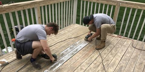 Yearly Deck Maintenance, Orange, Ohio