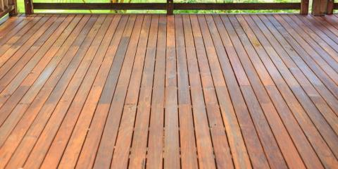 A Guide to Deck Cleaning & Maintenance, Rochester, New York