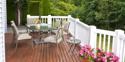 What's the Difference Between a Deck and a Patio?, Kodiak Island, Alaska