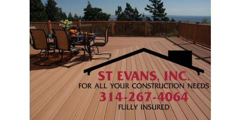 Winter Savings Deck Speciall! $1000 OFF, Fenton, Missouri