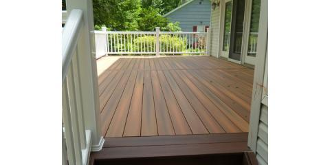 Keep Your Outdoor Deck & Patio Protected This Winter With DeckMaster™, Gaithersburg, Maryland