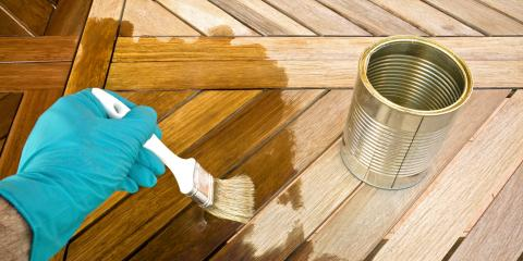 How to Keep a Wood Deck Looking Fresh, Kalispell Northwest, Montana