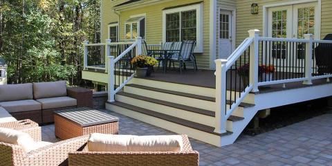 3 Deck Design Options to Consider, ,
