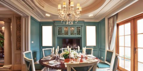 5 Decorative Lighting Tips for Dining Areas, Cincinnati, Ohio