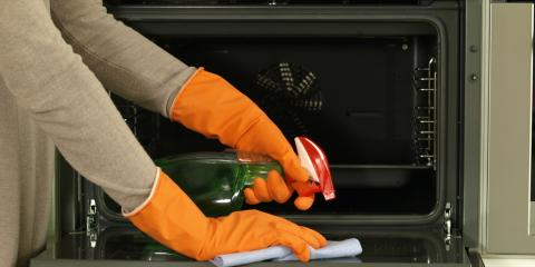 Why You Should Deep Clean Your Oven by Hand, Lincoln, Nebraska
