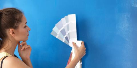 3 Common Paint Color Mistakes, Deep River, Connecticut