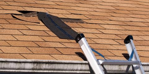 3 Signs You Likely Need Roof Repair, New Milford, Connecticut