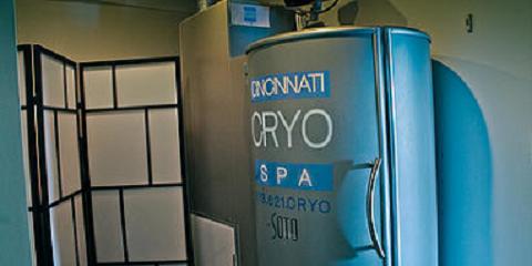 Cool It! Reduce Inflammation Through Cryotherapy, Cincinnati, Ohio