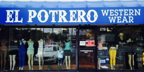 El Potrero Western Wear, Western Apparel, Shopping, Charlotte, North Carolina