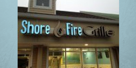 Shore Fire Grill Boasts Best Burgers In New Jersey, Surf City, New Jersey