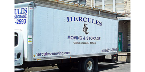 Hercules Moving & Storage, Moving Companies, Real Estate, Cincinnati, Ohio