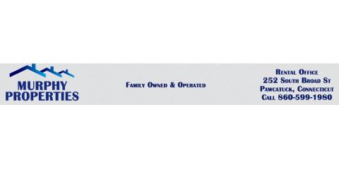 Murphy Properties, Property Management, Real Estate, Pawcatuck, Connecticut