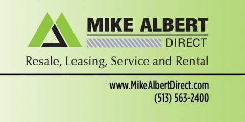 Mike Albert Direct, Car Dealership, Shopping, Cincinnati, Ohio