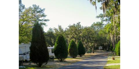 Kelly's RV Park, Rv Parks, Services, White Springs, Florida