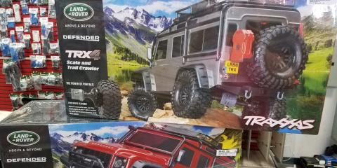 Traxxas Defender TRX4 Scale and Trail Crawler, Tampa, Florida