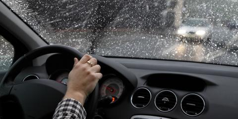The Do's & Don'ts of Driving on Wet Roads, Rochester, New York
